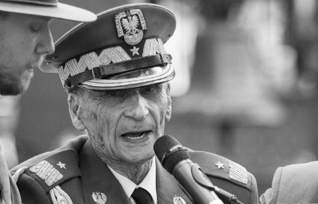 Gen. Zbigniew Ścibor-Rylski (1917-2018)