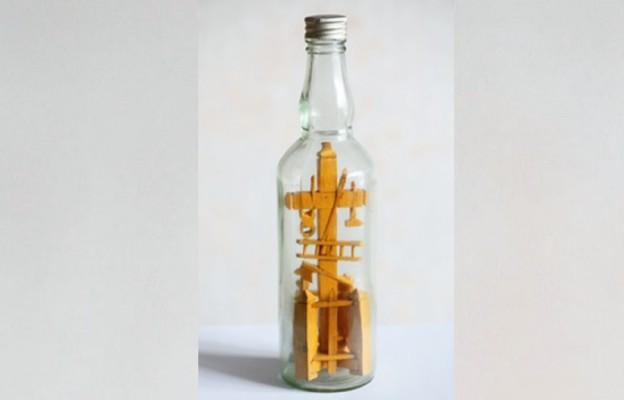 Gen nabity w butelkę