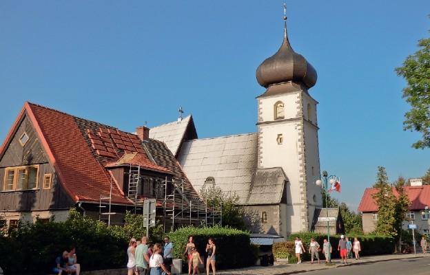 Kościół parafialny w Karpaczu