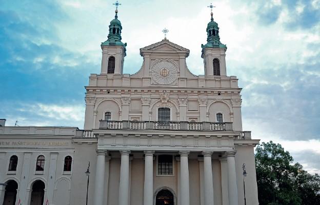 Lubelska katedra pw. Świętych Janów