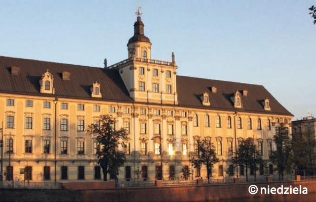 Gmach Uniwersytetu Wrocławskiego – to miejsce, w którym Edyta Stein lubiła pracować