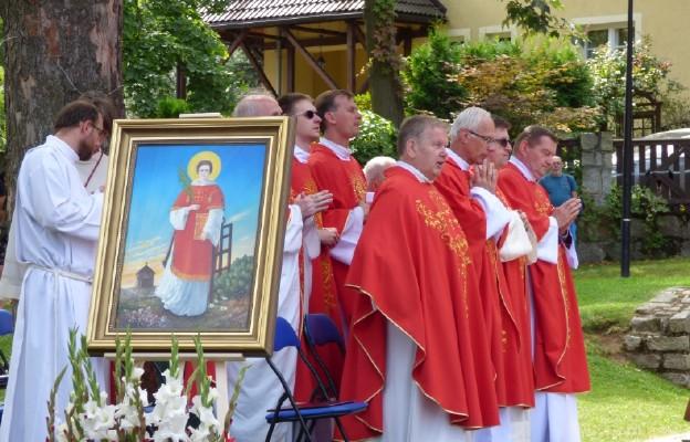 Karpacz: ogłoszenie św. Wawrzyńca Patronem miasta