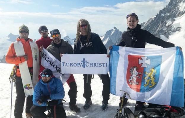 Na Mont Blanc z Dekalogiem
