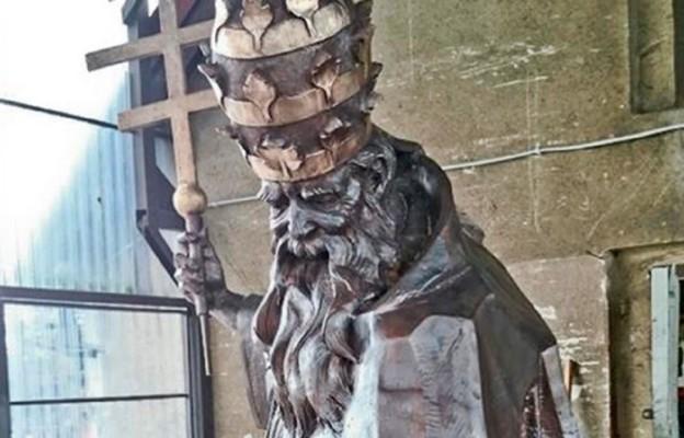 Pomnik Patrona Miasta – Św. Urbana I