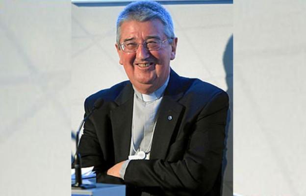 Metropolita Dublina abp Diarmuid Martin
