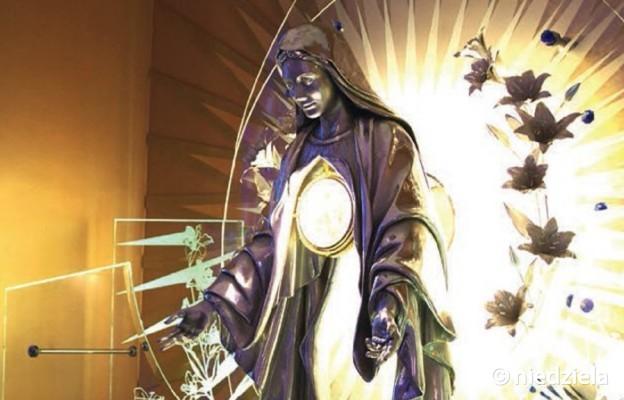 Niepokalana Maryja