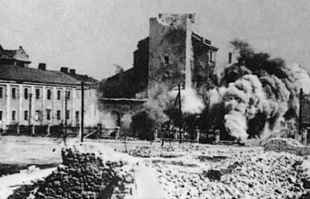Wieluń, 1 września 1939 r.