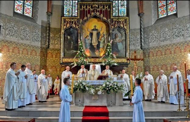Podwójne święto parafii św. Jacka w Legnicy
