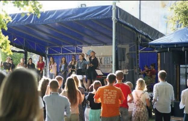 W Max Festiwalu uczestniczy kolejne pokolenie młodych ludzi