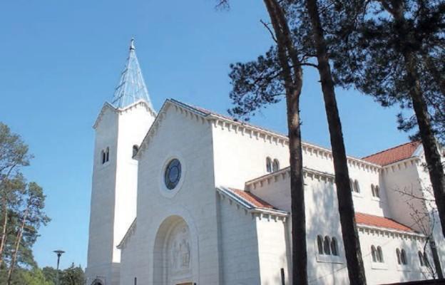 Nowa świątynia w Loretto