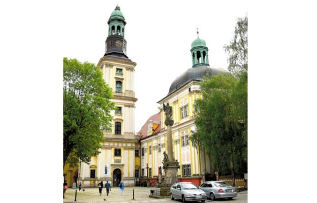 Bazylika św. Jadwigi i św. Bartłomieja w Trzebnicy