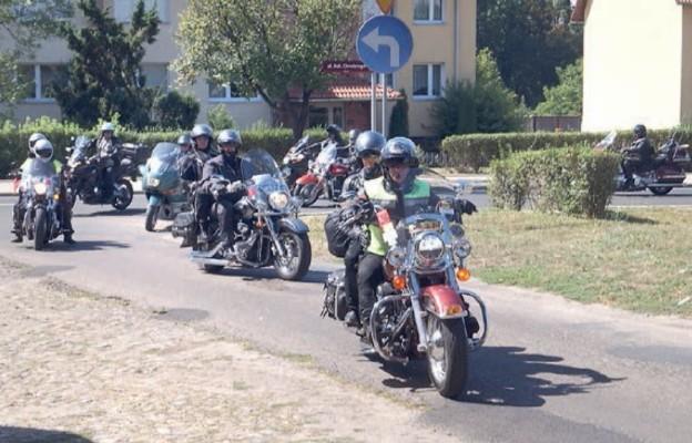 Motocyklami od Pustkowa po Giewont