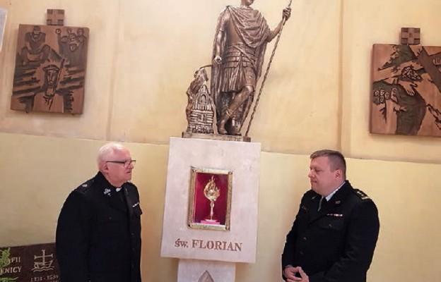 Kapituła i Krzyż św. Floriana