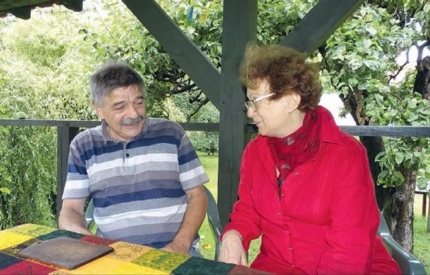 Ewa i Wojciech Brojerowie
