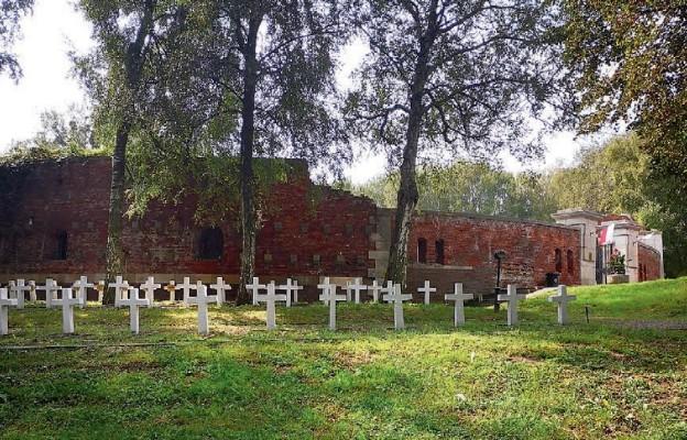 Zamojska Rotunda w latach 1940-1944 była miejscem kaźni ludności Zamojszczyzny