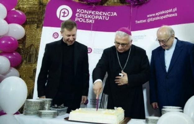 Medialne biuro polskiego Kościoła
