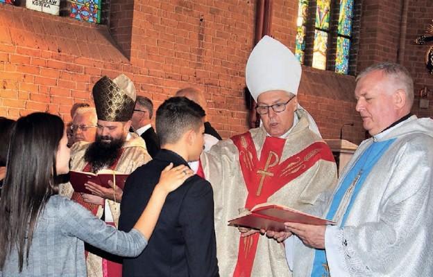 Biskupi katoliccy z krajów nordyckich w Szczecinie