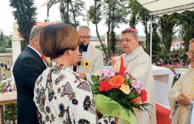Diecezjalne Dożynki w Krasnobrodzie