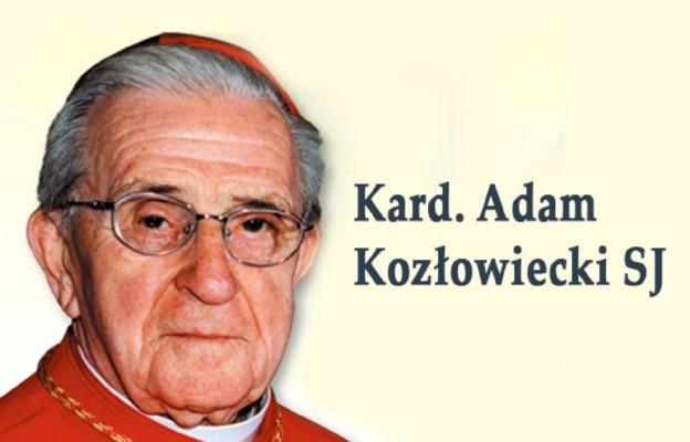 XI Dni Kardynała Adama Kozłowieckiego SJ