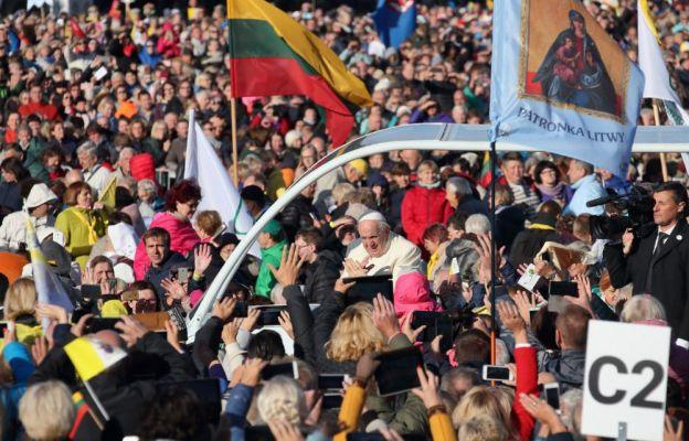 Bałtowie podsumowują papieską wizytę