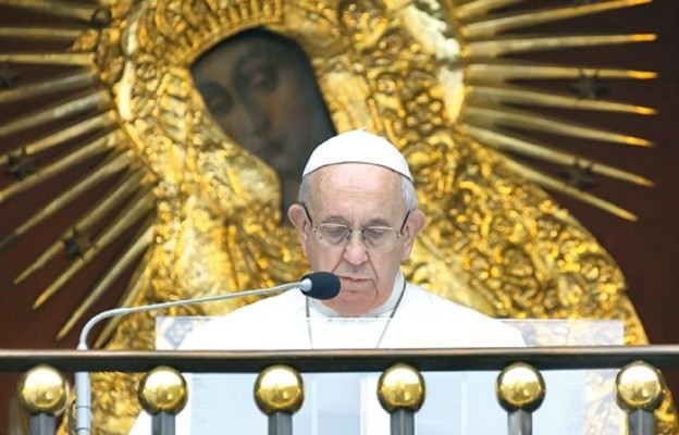Potwierdzone priorytety Franciszka