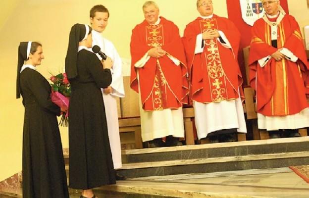 Relikwie błogosławionych Męczennic z Nowogródka w Częstochowie