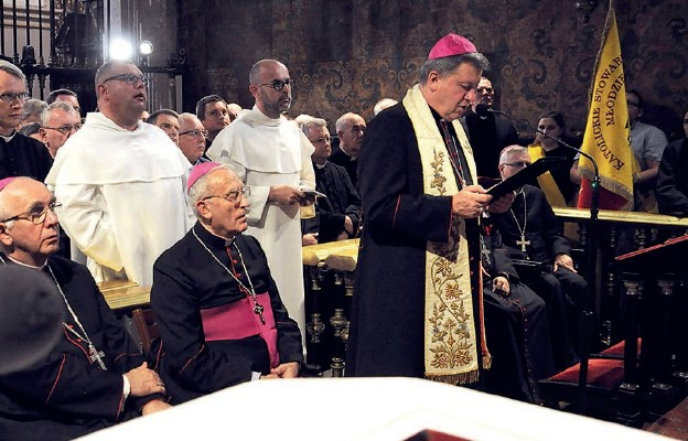 Archidiecezja na Jasnej Górze