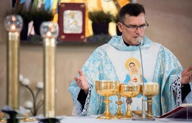Jubileusz kapłaństwa i odpust