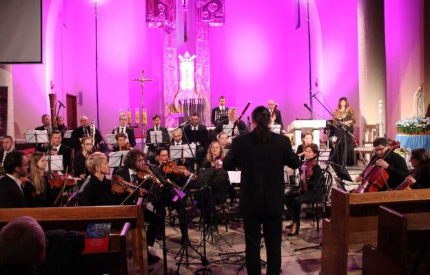Koncert w kościele pw. Najświętszego Zbawiciela