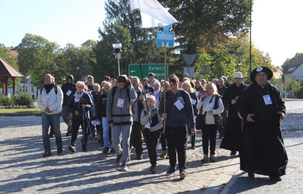 Do Górzycy pielgrzymowało ok. 70 osób