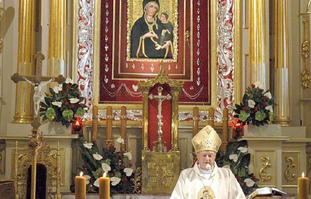 Jubileusz biskupa z Kęt