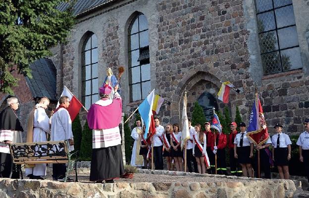 Błogosławiony jubileusz parafii w Cedyni