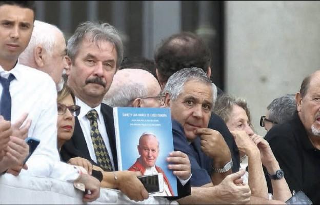 Święty Jan Paweł II i jego Europa