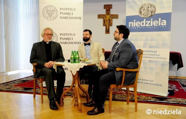 """W redakcji """"Niedzieli"""" dyskusja o Kościele w okresie PRL-u"""