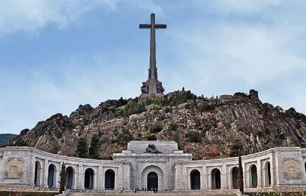 Mauzoleum wojny domowej w Hiszpanii
