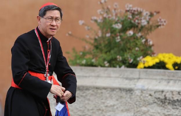 Filipiny żegnają kardynała Tagle