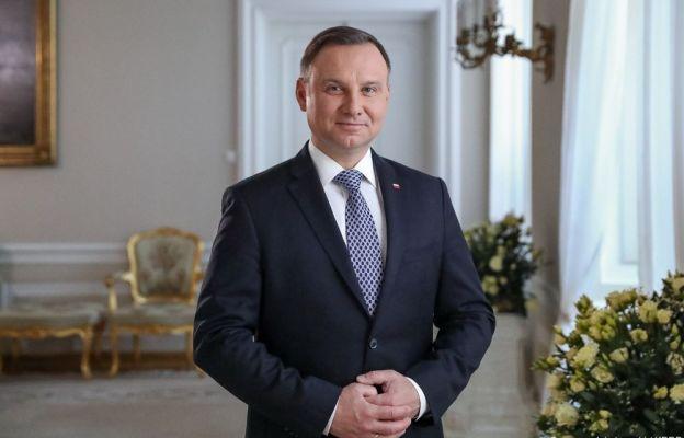 Prezydent w orędziu: Ufam, że będzie to rok polskich zwycięstw
