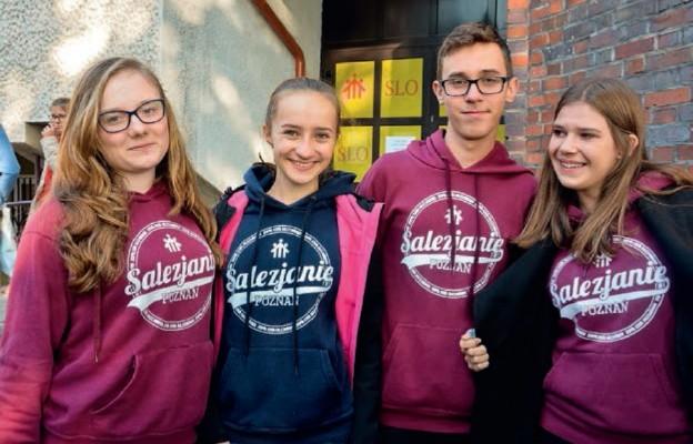 Młodzież salezjańska spotkała się w Lubinie