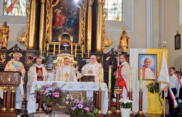 Nasze Jana Pawła II pamiętanie