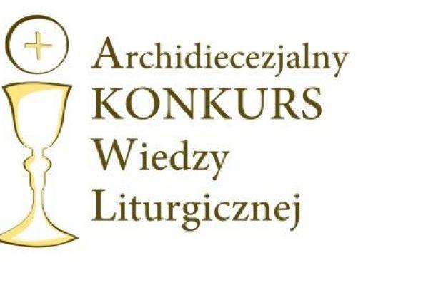 Szukałem... - Archidiecezjalny Konkurs Wiedzy Liturgicznej