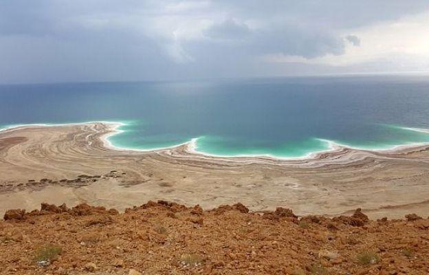 Izrael: czy w Morzu Martwym są ryby?