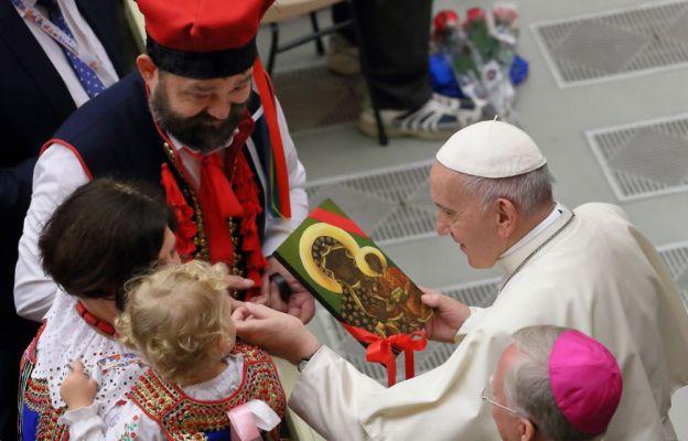 Franciszek zachęcił Polaków do ewangelizowania nowych pokoleń