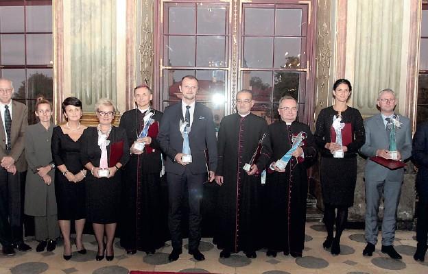"Wyróżnieni statuetką ""Anioł Hospicjum 2018"""