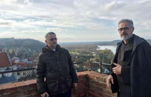 O. Gabriele Nanni i ks. Józef Maciąg