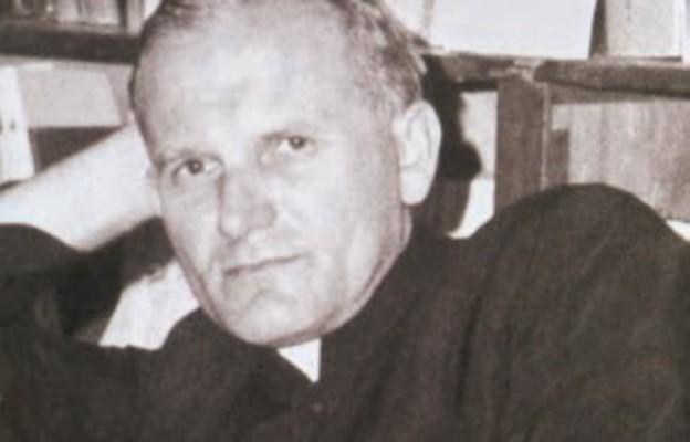 """""""Figurant"""" KAROL Wojtyła papieżem"""