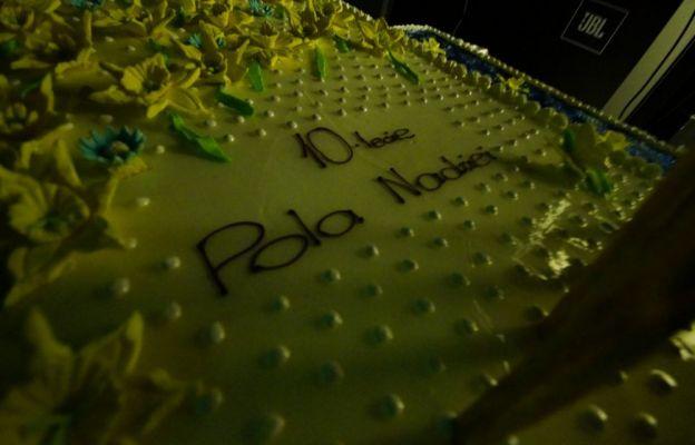 Jubileuszowy tort