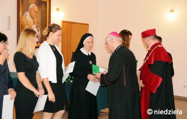 Immatrykulacja studentów Wyższego Instytutu Teologicznego w Częstochowie