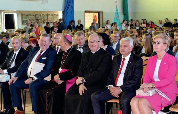Jubileuszowe uroczystości w Zespole Szkół Salezjańskich