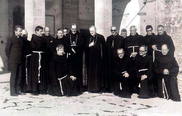 Kapłaństwo Karola Wojtyły i stygmaty Św. Franciszka