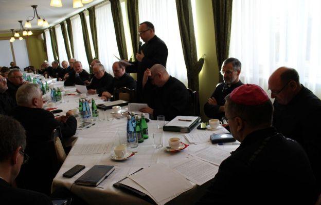 Spotkanie Rady Kapłańskiej